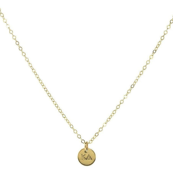 Sorority Charm Necklace- QUICK SHIP