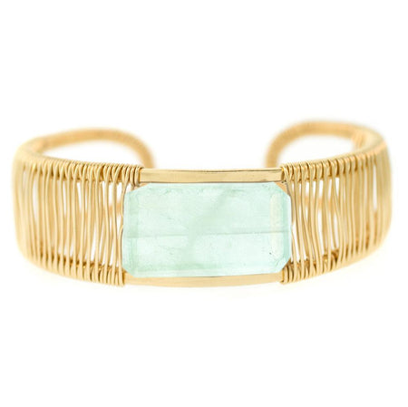 Wide Wrapped Cuff