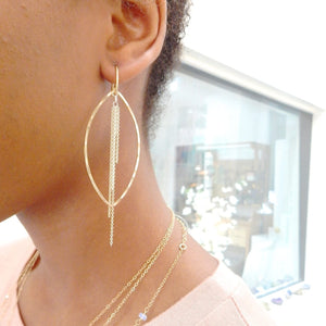 Tanza Earrings