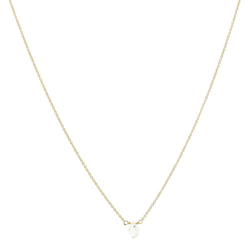 Herkimer Diamond Elsy Necklace- QUICK SHIP