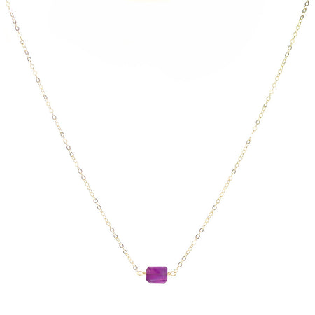 Mollie Horizontal Necklace