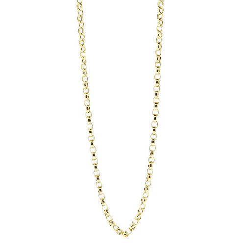 "Rolo Chain Necklace 36""- QUICK SHIP"