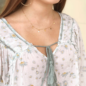 Rockless Star Madeleine Necklace