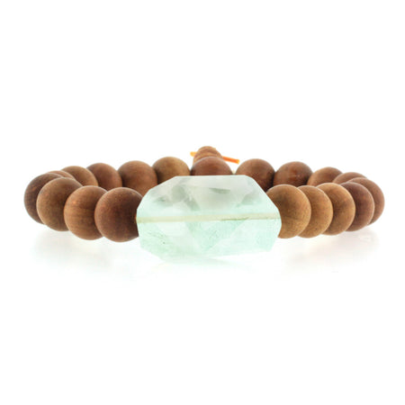 Lots O' Rock Lotus Seed Bracelet