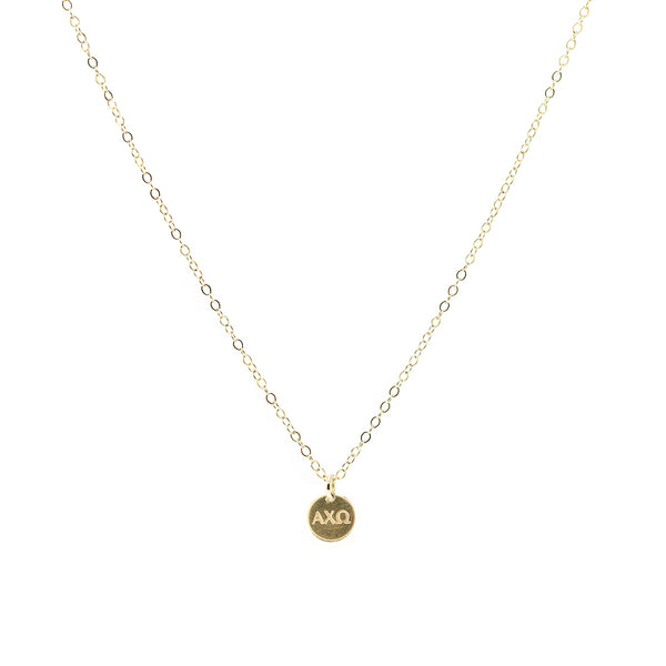 6f65279aac0 Sorority Charm Necklace- QUICK SHIP ...