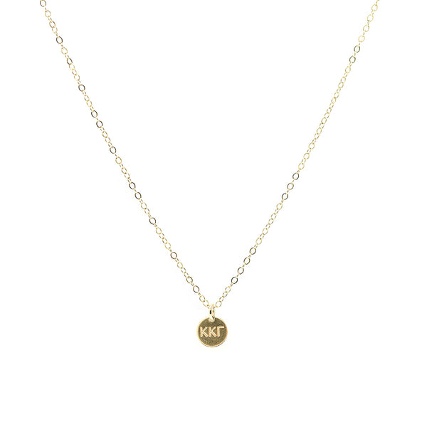Sorority Charm Necklace