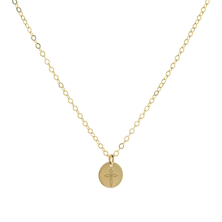 Rock Drop Elean Necklace