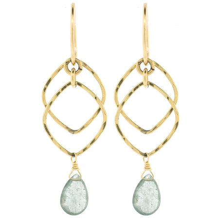Rock Drop Elean Earrings
