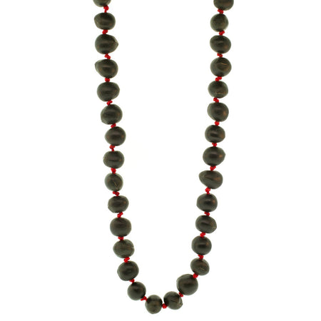 Long Sandalwood Necklace