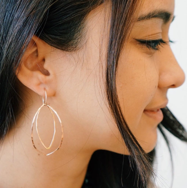 Lupe Earrings- QUICK SHIP