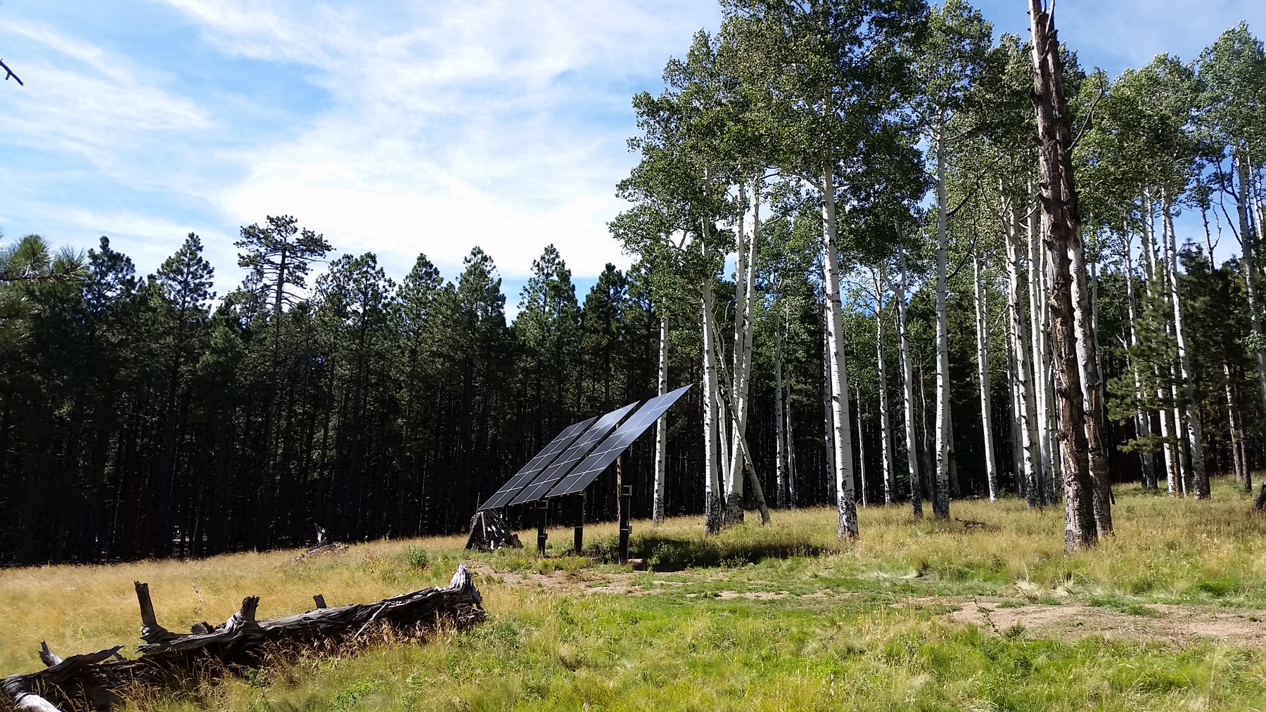 Ground Mount Solar Power