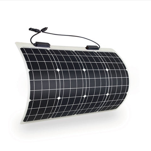 Renogy 50 Watt 12 Volt Flexible Monocrystalline Solar Panel
