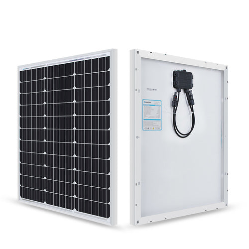 Renogy 50 Watt 12 Volt New Monocrystalline Solar Panel