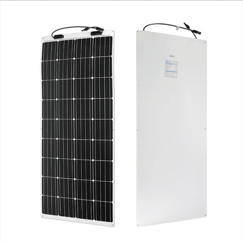 Renogy 160 Watt 12 Volt Flexible Monocrystalline Solar Panel - Plug and Play Solar