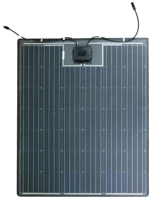 Humless Slim 185W Flexible Panel - Plug and Play Solar
