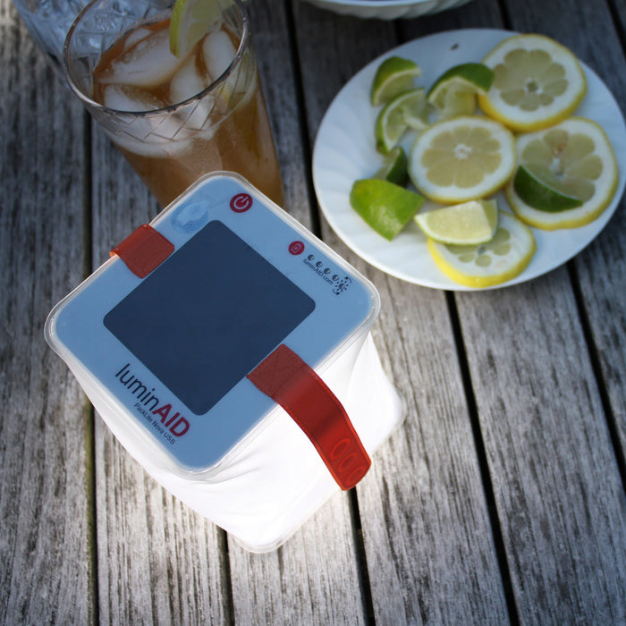 LuminAID PackLite Nova USB - Plug and Play Solar