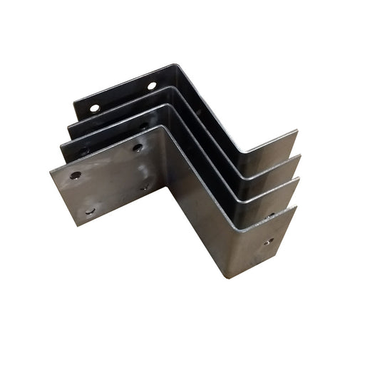 "EZ Roof Mounting ""Z"" Bracket [set of 4] - Plug and Play Solar"