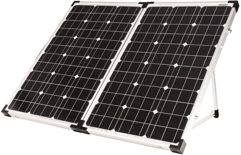 GoPower 130-WATT PORTABLE SOLAR KIT