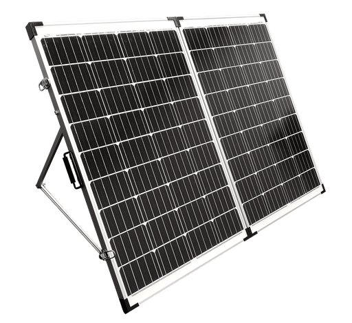 GoPower 200-WATT PORTABLE SOLAR KIT - Plug and Play Solar