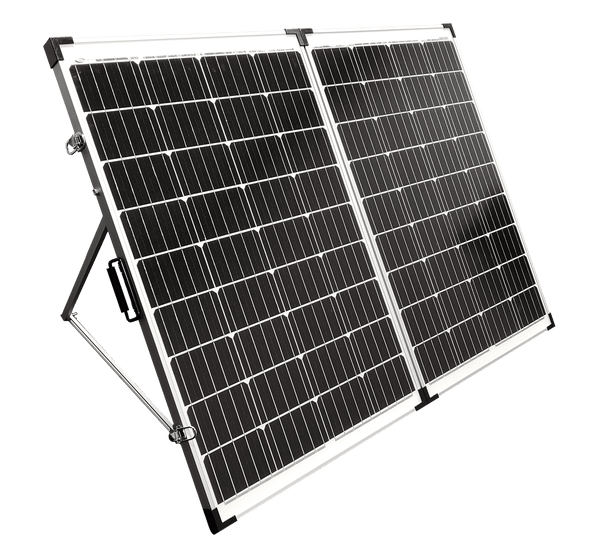 GoPower 200-WATT PORTABLE SOLAR KIT