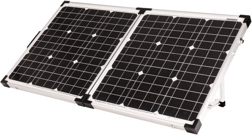 GoPower 90-WATT PORTABLE SOLAR KIT - Plug and Play Solar