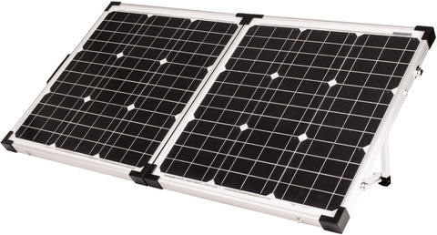 GoPower 90-WATT PORTABLE SOLAR KIT