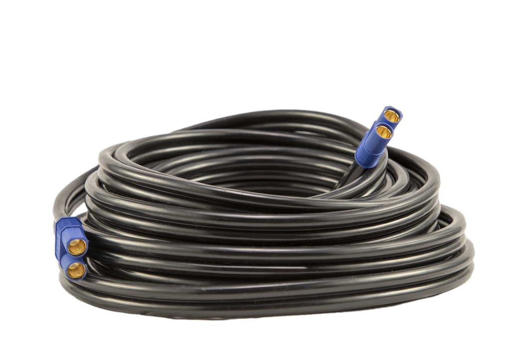 30' EC8 Solar Panel Cable - Plug and Play Solar