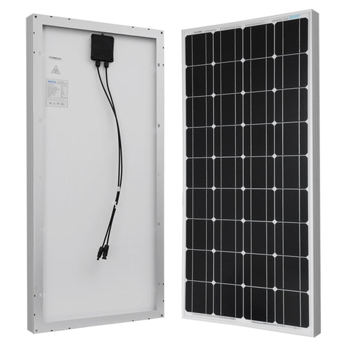 Renogy 400 Watt 12 Volt Solar Starter Kit - Plug and Play Solar