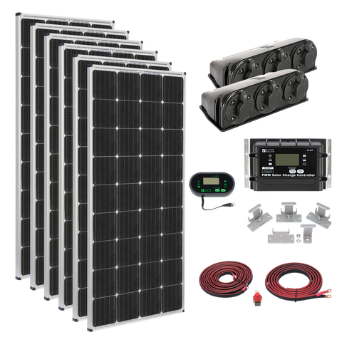 Zamp 1,020-Watt Deluxe Kit