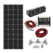 Zamp 170-Watt Deluxe Solar Kit and Expansion Solar Kit - Plug and Play Solar