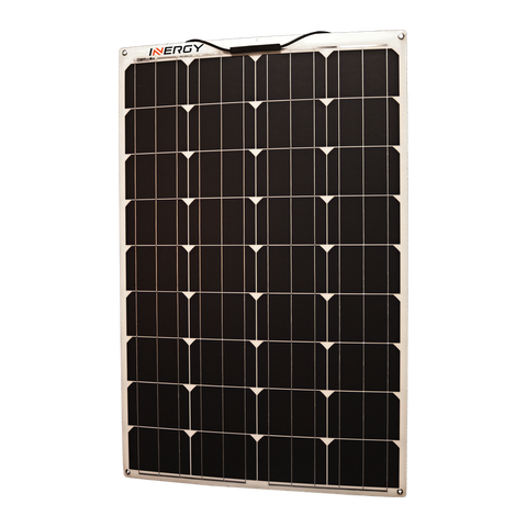 Linx 100 Watt Semi-Flexible Solar Panel