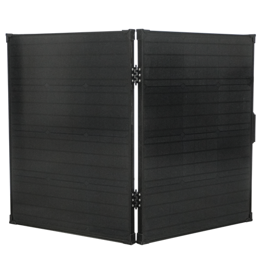 Lion 100W 24V Solar Panel - Plug and Play Solar