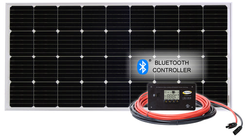 OVERLANDER SOLAR CHARGING KIT (190 WATTS) - Plug and Play Solar