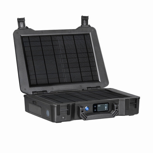 The Phoenix Generator 20W All-in-one Solar Kit - Plug and Play Solar