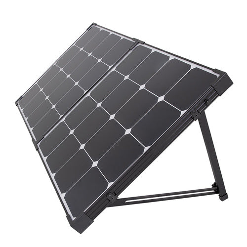 Renogy 100 Watt Eclipse Solar Suitcase w/o Controller - Plug and Play Solar