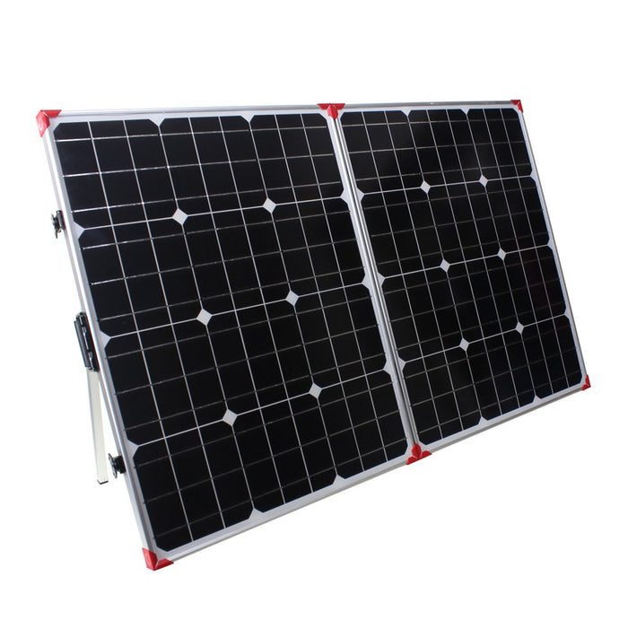 Tailgating Solar Generator Kit - Plug and Play Solar