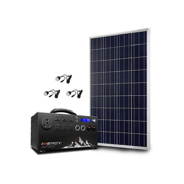 Bronze Apex Solar Storm Kit