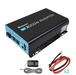 2000W 12V Pure Sine Wave Inverter (New Edition) - Plug and Play Solar