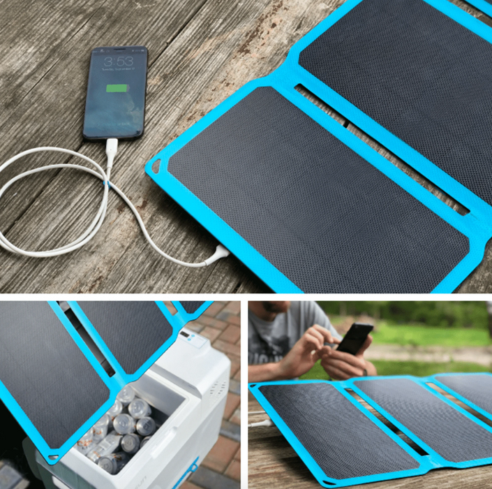 GoSun Chill + SolarPanel 30+ - Plug and Play Solar