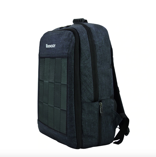 Renogy Solar Backpack - Plug and Play Solar