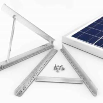 Solar Storm 100 Watt Panel Stand - Plug and Play Solar