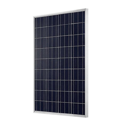 Solar Storm 100 Watt Solar Panel - Plug and Play Solar
