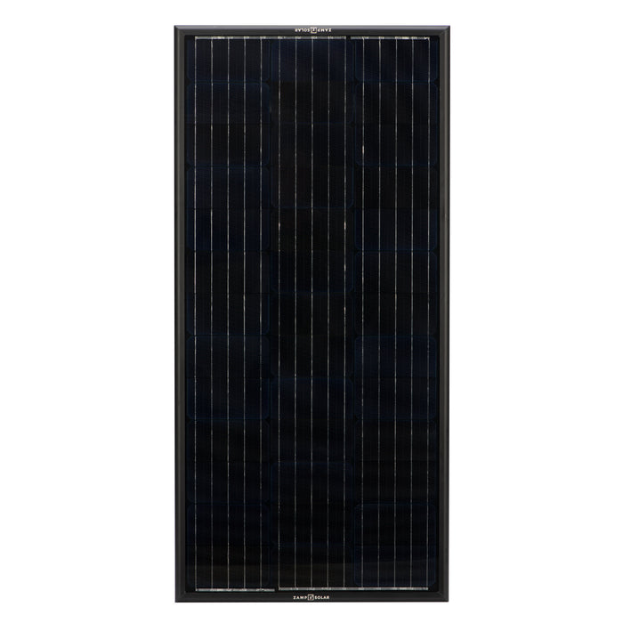 Obsidian 200 Watt Solar Panel Kit (2 X 100) - Plug and Play Solar