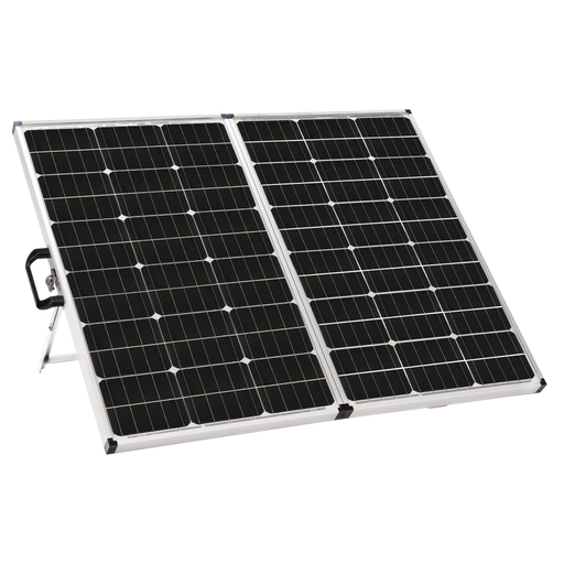 Zamp 140-Watt Portable Solar Kit - Plug and Play Solar