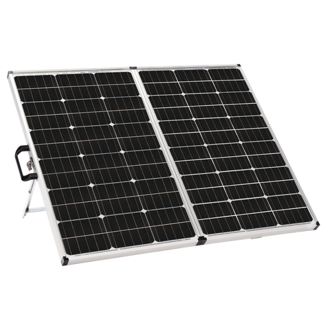 Zamp 140-Watt Portable Solar Kit