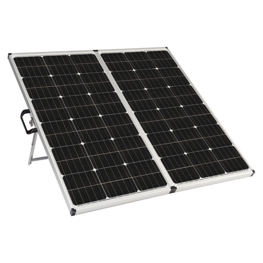 Zamp 180-Watt Portable Solar Kit - Plug and Play Solar