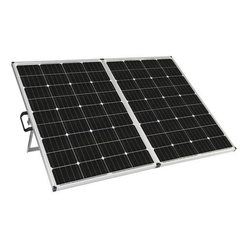 Zamp 230-Watt Portable Solar Kit - Plug and Play Solar