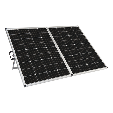 Zamp 230-Watt Portable Solar Kit