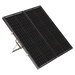 90-Watt Long Portable Solar Kit - Plug and Play Solar