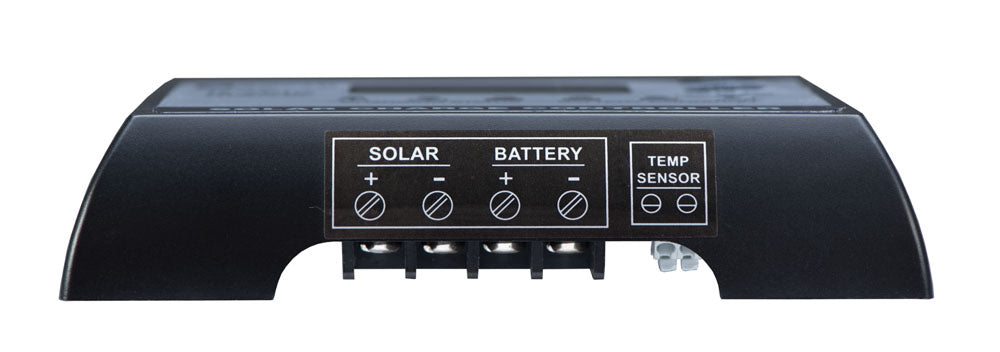 15 Amp 5-Stage Waterproof Deluxe Digital PWM - Plug and Play Solar